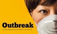 Dịch viêm phổi Vũ Hán trên các bìa báo toàn cầu