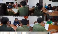 Triệu tập làm việc với 6 học sinh làm giả, phát tán kết quả người nhiễm virus corona