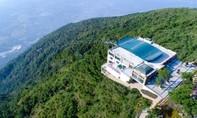 Cận cảnh 'Nhà ga cáp treo lớn nhất thế giới' tại Tây Ninh