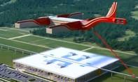Clip ý tưởng 'phương tiện lai' giữa tàu cao tốc và máy bay chở khách