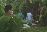 Phát hiện thi thể nam giới đang phân hủy trong vườn chuối
