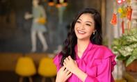 Á hậu Kiều Loan đẹp nổi bật với show âm nhạc