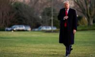 Trump yêu cầu quét thân nhiệt du khách nhập cảnh vào Mỹ