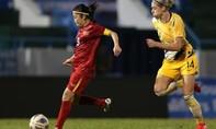 Clip trận nữ Việt Nam - Australia