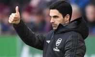 HLV của Arsenal nhiễm Covid--19, phong tỏa trung tâm huấn luyện