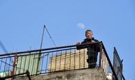 Chùm ảnh cuộc sống Vũ Hán trên sân thượng những ngôi nhà