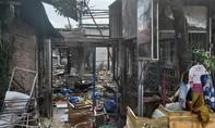 Tiệm tạp hóa cháy rụi, thiệt hại hàng trăm triệu đồng