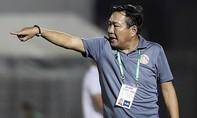 HLV Hoàng Văn Phúc từ chức HLV trưởng Sài Gòn FC