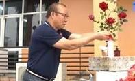 """Clip HLV Park Hang-seo """"dạy"""" rửa tay phòng chống Covid-19"""