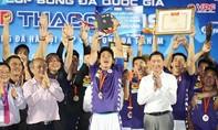 Clip CLB Hà Nội đoạt siêu cup quốc gia