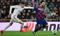 Clip Real đánh bại Barca, lấy lại ngôi đầu La Liga
