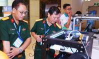 TPHCM: Chuẩn bị thử nghiệm robot khử khuẩn phòng cách ly