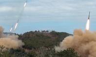 Triều Tiên phóng vật thể nghi là tên lửa tầm ngắn ra biển