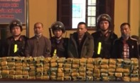 """Vụ đường dây buôn 250 kg ma túy: Thu thêm 200 kg """"hàng đá"""""""