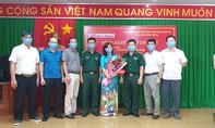 Đồng hành cùng Bộ đội biên phòng chống dịch COVID-19