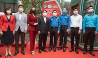 Gây quỹ xây 100 trạm rửa tay Lifebuoy miễn phí cùng ca sĩ Chi Pu