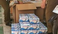 Tạm giữ hơn 72.000 khẩu trang y tế không rõ nguồn gốc