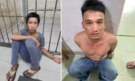 Hai tên cướp tài sản du khách ở trung tâm Sài Gòn sa lưới