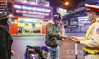 Đà Lạt:  Phạt 10 người không đeo khẩu trang nơi công cộng