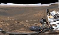 Cận cảnh bề mặt Sao Hoả do tàu tự hành Curiosity gửi về