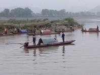 Hai vợ chồng đánh cá trên sông bị chết đuối thương tâm