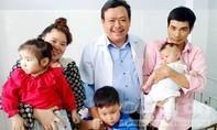 """""""Ông mụ"""" ở miền Tây giúp hàng ngàn vợ chồng có con"""