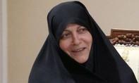 Nữ nghị sĩ Iran tử vong vì nhiễm nCoV