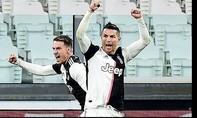 Ronaldo kiến tạo, Juventus nhấn chìm Inter