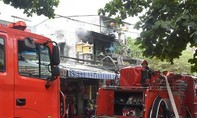 Thừa Thiên – Huế: Cháy nhà 2 tầng ở Huế, 1 chiến sĩ bị thương