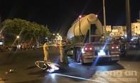 Tai nạn dưới gầm cầu vượt ở Sài Gòn, 2 người thương vong