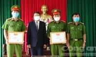 """Chủ tịch UBND TP.Đà Lạt khen thưởng vụ triệt phá """"ổ bay lắc"""""""