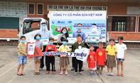 Vinamilk trao tặng 1,7 triệu ly sữa cho trẻ em khó khăn