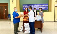 """Quận 8: """"ATM gạo"""" giúp nhiều người nghèo mùa dịch bệnh"""