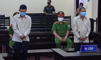 Hai đối tượng xé biên bản, đánh cán bộ phòng chống dịch lãnh án tù