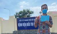 TPHCM: Ca bệnh Covid-19 cuối cùng tại Bệnh viện Cần Giờ xuất viện