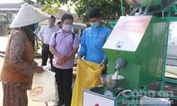 """Phú Yên có siêu thị """"0 đồng"""" và """"ATM gạo"""" tình thương"""
