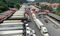 Giảm áp lực ùn ứ hàng hóa xuất khẩu tại biên giới Trung Quốc