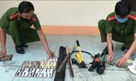 Bắt băng thực hiện hàng chục vụ trộm liên tỉnh