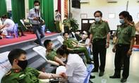 Lực lượng Công an TP.Đà Nẵng hiến gần 1.400 đơn vị máu