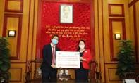 Prudential Việt Nam hỗ trợ lực lượng tuyến đầu chống dịch