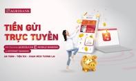"""Ứng dụng Agribank E-Mobile Banking: """"Tiền gửi trực tuyến"""" siêu tiện lợi"""