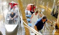 Nhiều điểm du lịch ở vùng Thất Sơn đón khách trở lại