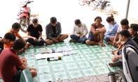 Mở sòng bạc phục vụ dân chơi không thể sang Campuchia do dịch bệnh