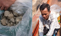 Bắt 2 thuyền trưởng tàu cá cùng hơn 250 kg thuốc nổ