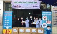 Một doanh nghiệp tặng 10.000 khẩu trang cho Công an TPHCM