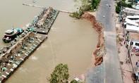 """Hàng chục tỷ đồng """"đổ"""" sông, vẫn hoàn sạt lở"""