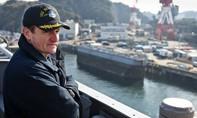 Cựu chỉ huy tàu sân bay Mỹ vừa bị cách chức nhiễm nCoV
