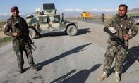 5 tên lửa nã trúng căn cứ không quân Mỹ ở Afghanistan