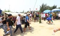 Đã tìm được cả 5 thi thể trong vụ lật ghe trên sông Thu Bồn
