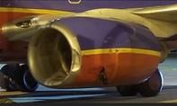 Hy hữu máy bay tông chết người trên đường băng